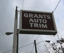 Grants Auto Trim in Chattanooga, TN